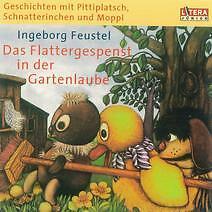Das Flattergespenst in der Gartenlaube, 1 Audio-CD von Ingeborg Feustel (2002)