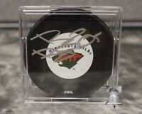 NHL Hockey Puck Holder Display Case Stackable Square BCW Memorabilia Autograph