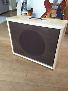 New guitar speaker cabinet - unloaded