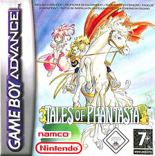 Nintendo Game Boy Advance - Tales of Phantasia Unopened Complete GBA