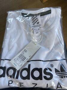 adidas SPZL T-Shirt  Medium White  -AW20 (GK5733) Spezial BNWT