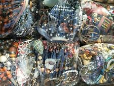 1.5KG Job Lot Mixed Costume Jewellery Bundle Craft Bead Resell Bead Harvest