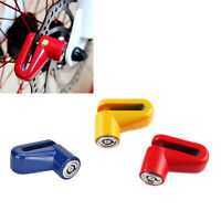 Safety Anti-theft Disk Disc Brake Rotor Lock for Scooter-Bike Bicycle Motorcycle