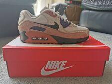 """Nike Air Max 90 NRG """"Camowabb"""" Desert Sand Black Dust UK 7 / US 8 (Brand New)"""