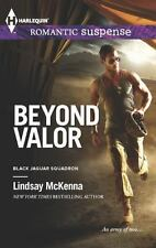 Beyond Valor 1739 by Lindsay Mckenna (Black Jaguar Squadron) (2013 PB) DD1903