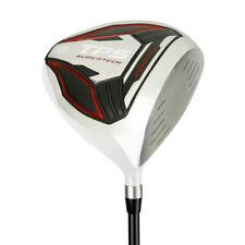 """Powerbilt Golf TPS Supertech White/Red OFFSET 10.5º Driver 45""""- Right Hand -NEW!"""