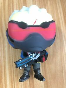 POP Video Game Overwatch #96 Toys -  Soldier:76 PVC Action Figure Without Box