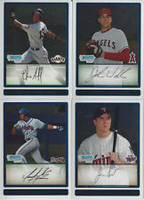 2009 1st Bowman Chrome Cards Lot of 39