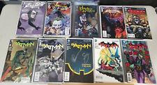 Batman New 52 Complete Runs Collection CGC 9.8 Batman Detective Batman & Robin
