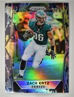 2017 Prizm Base Camo #27 Zach Ertz /25 - Philadelphia Eagles
