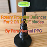 NEW! Rotary Propeller Balancer for Paramotor 2, 3, 4 or more blades, Cone.