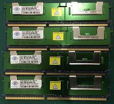 4x 4gb 16gb ddr3 1066 MHz RAM ECC Apple Mac Pro 4,1 5,1 pc3-8500