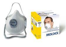 5 x MOLDEX 2405 FFP2D P2V Staub Gesichtsmaske Atemschutzmaske DuraMesh Cupped