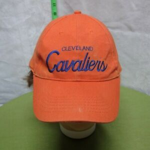 CLEVELAND CAVALIERS beat-up cap Cavs throwback hat Sports Specialties homage NBA