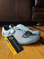 Shimano RC7 Carbon Road Bicycle Cycling Bike Shoes SH-RC700 White - SIZE 38