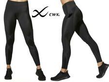 CW-X stabilyx tight 125809A black compression muscle support running womens M