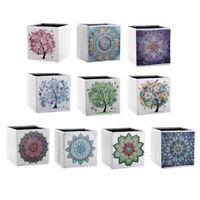 Aufbewahrungsbox Full Drill DIY 5D Diamantmalerei Stickerei Kreuzstich Kit Craft