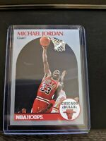 Michael Jordan NBA Hoops 1990 #65 Pack Fresh Rare Mint Jordan PSA 10 Possible?
