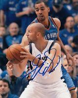 Jason Kidd Autographed Signed 8x10 Photo ( HOF Mavericks ) REPRINT