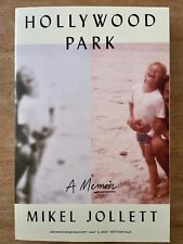 Hollywood Park - Mikel Jollett Paperback ARC The Airborne Toxic Event Memoir