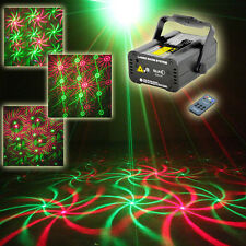 SUNY Remote GR Multi-Pattern Laser D314 for Stage DJ Home Party Dance Xmas Light