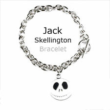 Jack  Night Before Christmas  Jackskully  Charm Bracelet New