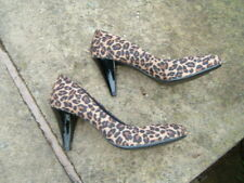 Marks and Spencer Women's Animal Print Synthetic Heels