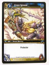 WoW: World of Warcraft Cards: CRAZY IGVAND 180/361 - played