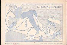 7562) ITALIA NEI MARI, GIBILTERRA, SUEZ, DARDANELLI.