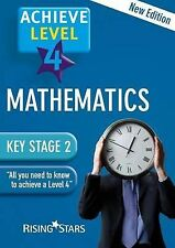 RISING STARS MATHS LEVEL 4  KS2 STUDY GUIDE KEY STAGE 2 QUESTIONS ANSWERS 2011
