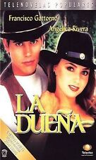 USED DVD La Duena~,Angelica Rivera, Franciso Gattorno