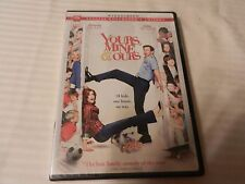 Yours, Mine, & Ours (DVD, 2006, Widescreen Version) Dennis Quaid, Renee Russo