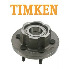 NEW Dodge Dakota Durango RWD Front Wheel Bearing & Hub Assembly Timken HA599528