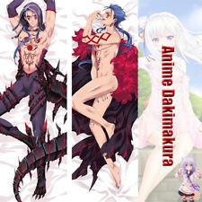 "Fate Cu Chulainn Pillow Case otaku Japan Anime Hug body Dakimakura Gift 39"" Hot"