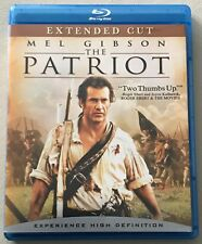 Patriot, The (2000, Extended Cut, Blu Ray) LIKE NEW, FREE SHIPPING!!