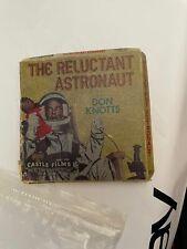 Le Réticents Astronaute Don Knotts super 8mm Castle Films Complet Edition