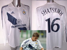Dynamo Kiev SHATSKIKH Adidas BNWT XL Player Soccer Shirt Jersey New Kyiv Dinamo