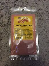 Enjoy Snacks Li Hing Mui Powder 2oz Bag New Hawaii Flavor Seasoning LowestOnEbay