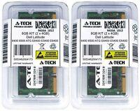 8GB 2x 4GB PC2-6400 Memory RAM for DELL LATITUDE 6400 6500 ATG E5400 E6400 E6500