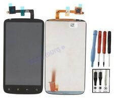 ECRAN LCD + VITRE TACTILE BLOC ASSEMBLE POUR HTC SENSATION G14 Z710e NOIR OUTILS