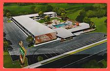 Dated 1963. Holiday Inn, Saginaw, Michigan