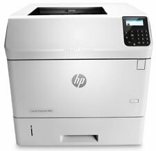 HP Laserjet Enter M604dn M604 A4 Mono Printer Very Low Count Under 17k WARRANTY!