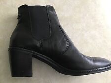 Anne Klein Akbunty Ankle Heel Boots New in Box Size 7