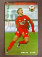 Chip Kaart gebruikt Rusland  -  Football Player