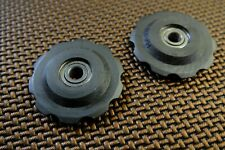 Vintage Mavic SSC rear derailleur pulleys original spare part sealed bearings