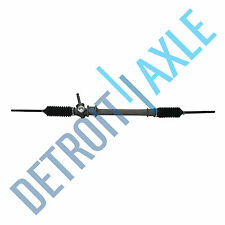 Complete Manual Steering Rack And Pinion Assembly 1994 1996 1997 Ford Aspire