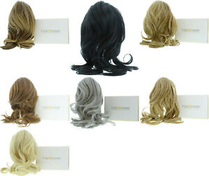 HAIR EXTENSION CLIP IN VOLUMIZER MUTLPLE COLOURS CHRISTIE BRINKLEY COLLECTION