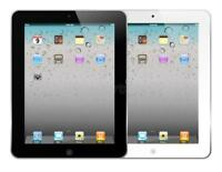 Apple iPad 2nd Gen Wi-Fi AT&T Verizon 16GB 64GB 128GB