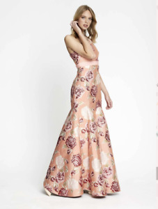 BNWT ALICE MCCALL TEA ROSE HEAVEN GOWN - SIZE 8 AU/4 US (RRP $795)