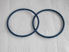 DELTA 40-680 TYPE 1 SCROLL SAW  BELTS 2 BLUE MAX INDUSTRIAL BELTS MADE IN USA